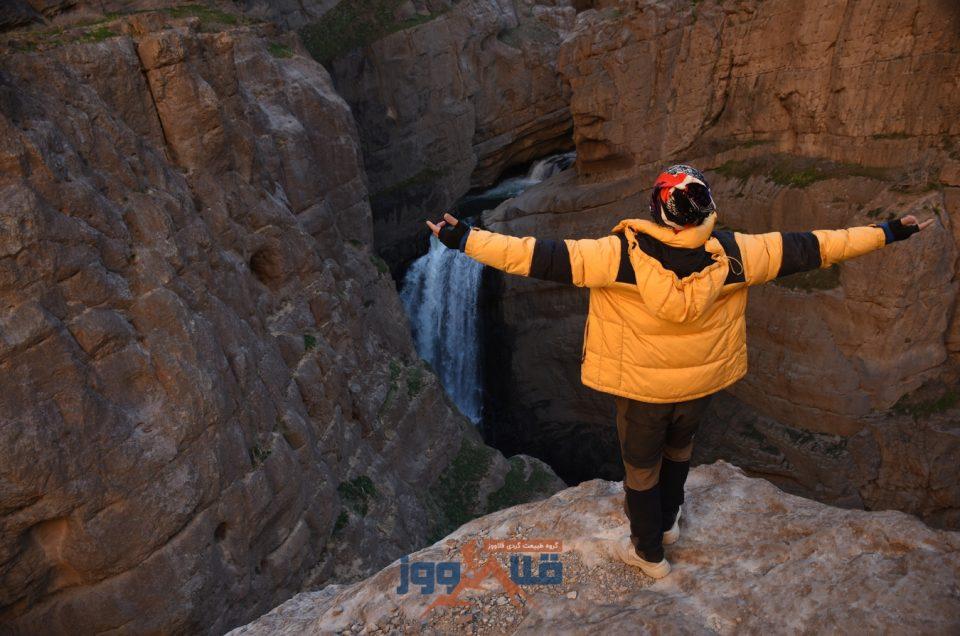 آبشار کِرِدی ،کِرِدیت،بهشت آباد
