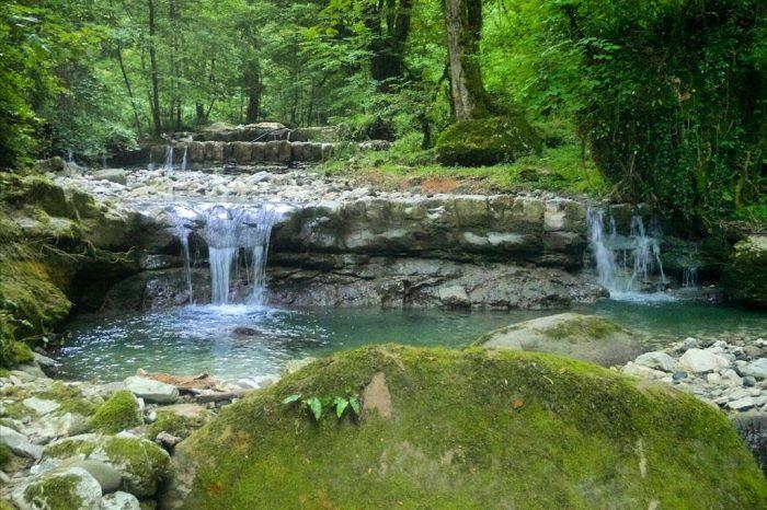 تور یکروزه آبشار دینارسرا