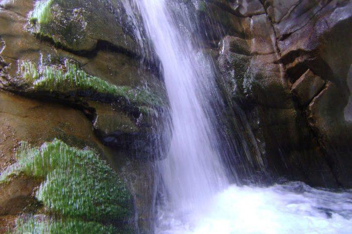 هیجان فرود از آبشارهای ماهان